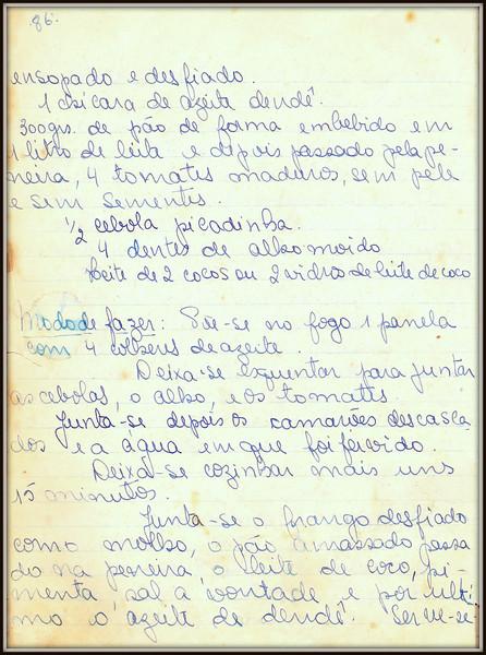 Vatapa Dona Leonina, pagina 2