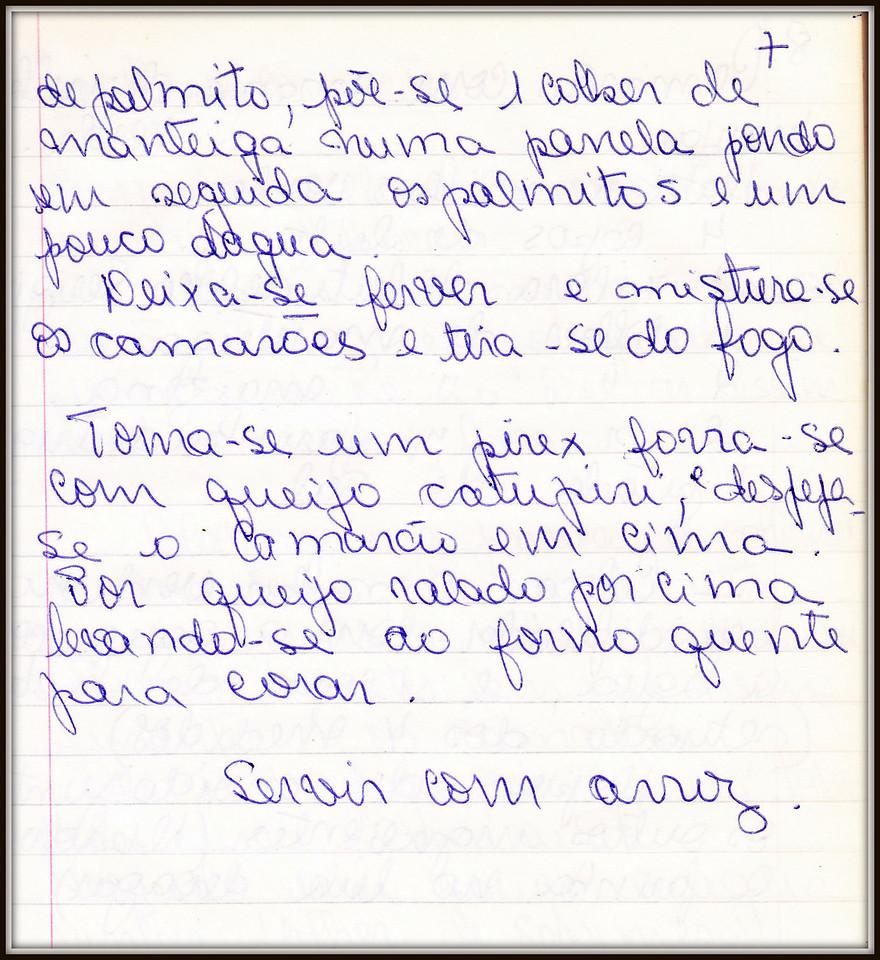 Camarao com Catupiri, pagina 2