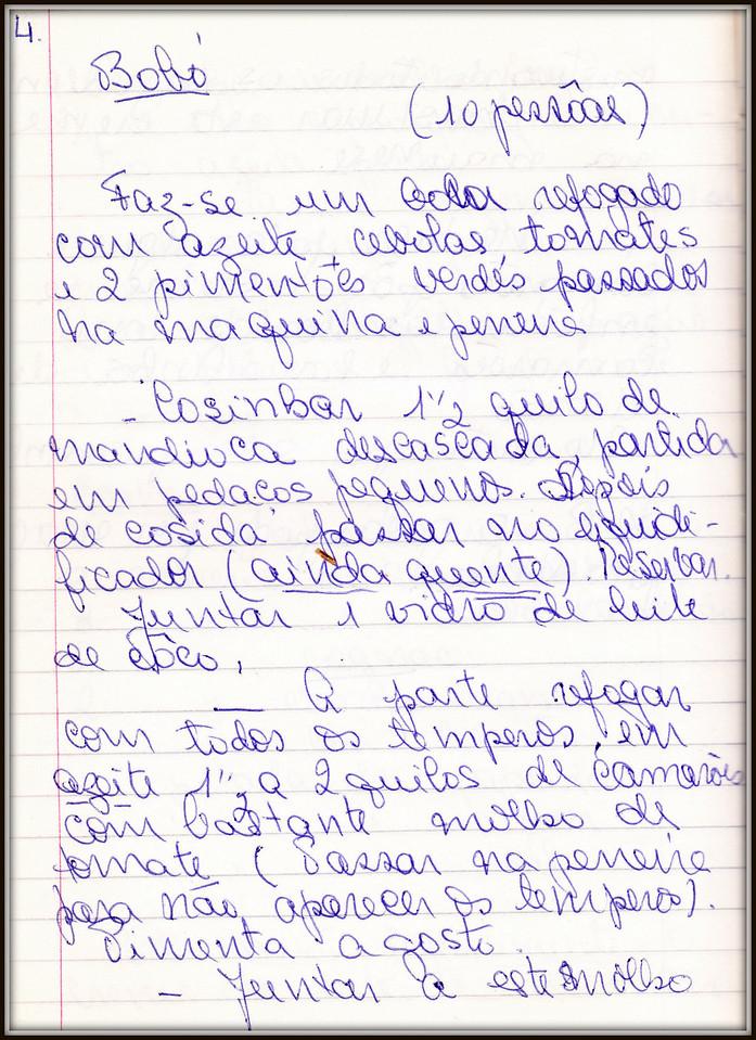 Bobo de Camarao, pagina 1