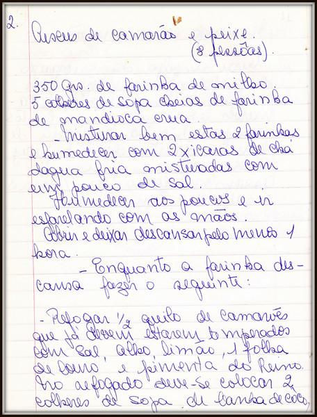 Cuscus de Camarao e Peixe, pagina 1