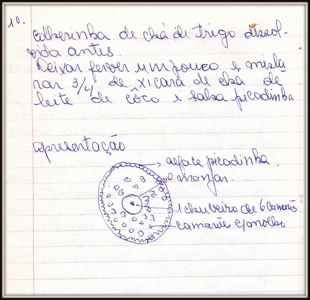 Camarao com Manjar de Milho Verde, pagina 3
