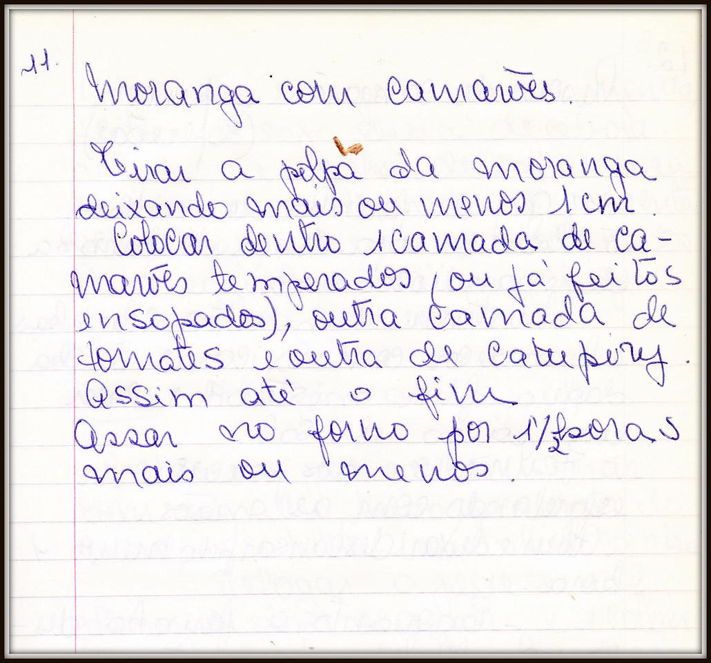 Camarao com Manjar de Milho Verde, pagina 4