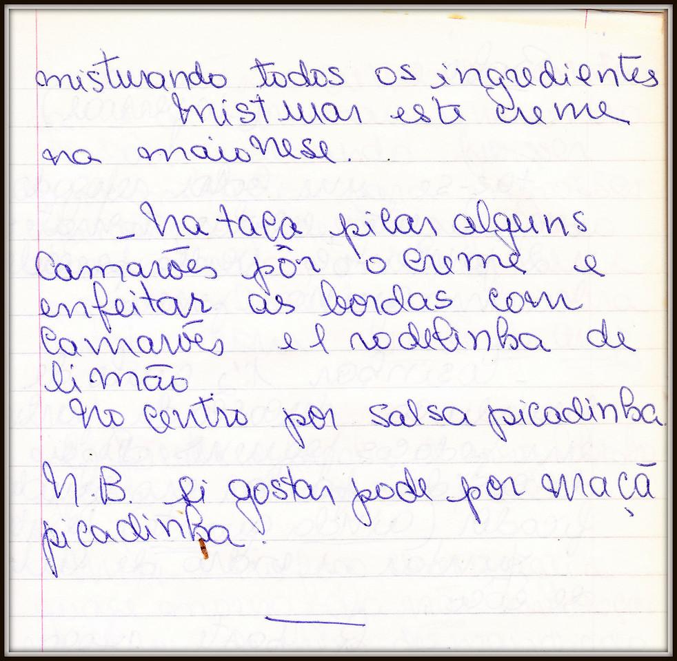 Cocktail de Camarao, pagina 3