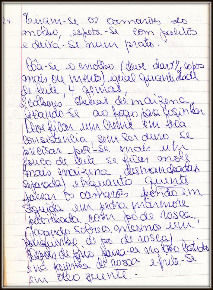 Casadinho de Camarao, pagina 2