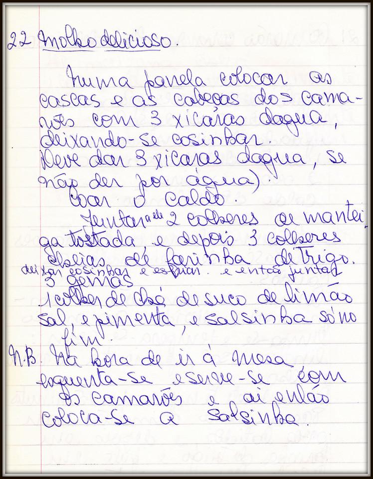 Camarao com Molho Delicioso, pagina 2