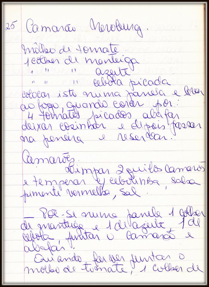 Camarao Newberg, pagina 1