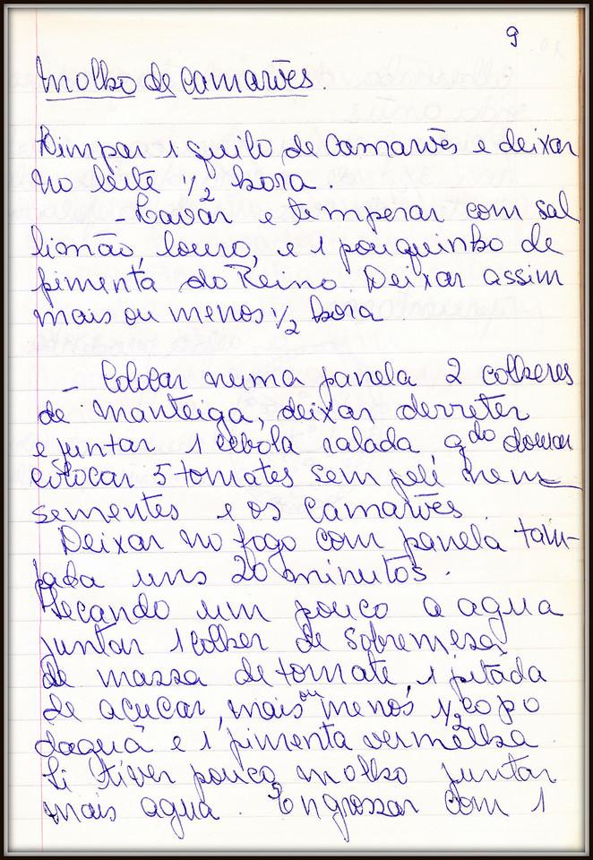 Camarao com Manjar de Milho Verde, pagina 2