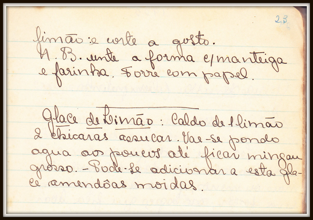 Bolo de Chocolate, pagina 2