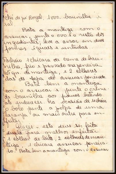Bolo de Laranjas, pagina 2