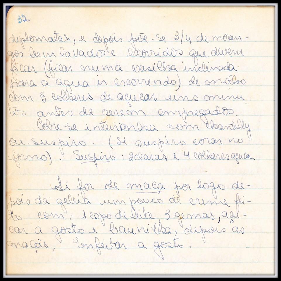 Torta de Ameixa Rainha Claudia (ou de Morangos), pagina 4