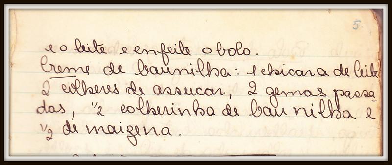 Bolo de Laranjas, pagina 3