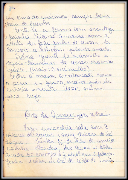 Torta de Ameixa Rainha Claudia (ou de Morangos), pagina 2