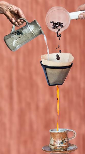 Magical Coffee Maker