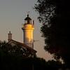 Feu de la Pointe de Lilette, Cap d'Antibes, Antibes, Alpes-Maritimes, France