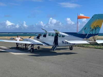 Air Sunshine from San Juan