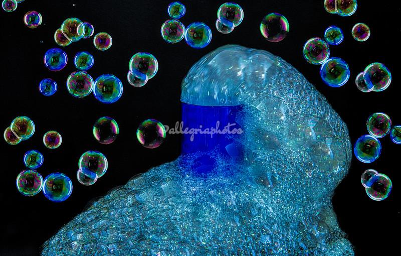 Bubble overflow