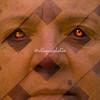 Fenced face mask