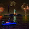 New York Harbor and Statue of Liberty celebration!