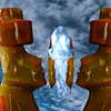 The mystical Moai