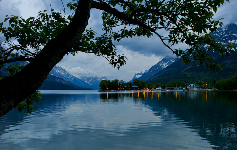 Village of Waterton, Alberta, CD