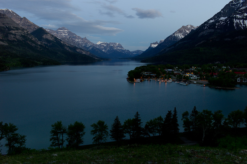 Waterton Lake, Alberta, CD
