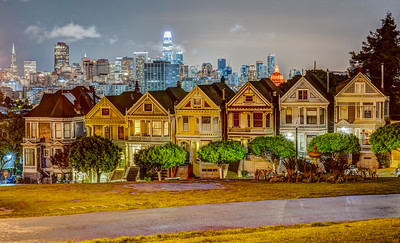 Painted Ladies of the Night