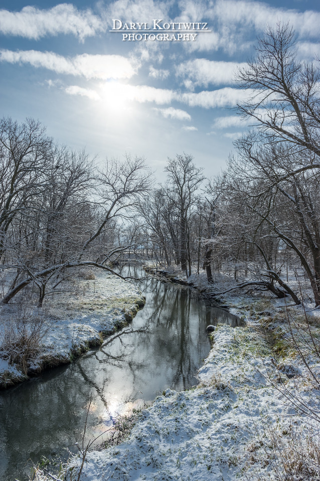 Snowy Rawhide Creek