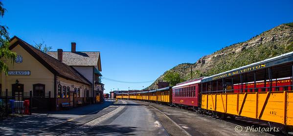 Durango-Silverton Rail