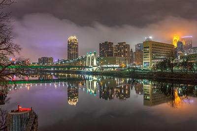 Moody Minneapolis