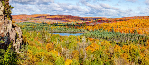 Fall Foliage in Northern Minnesota