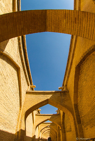 """Arches in Shiraz"""