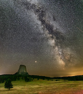 Close Encounter with the Milky Way