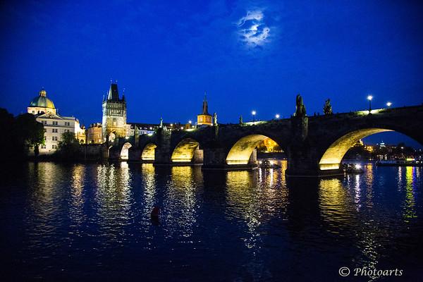 """Moonlight Bridge"""