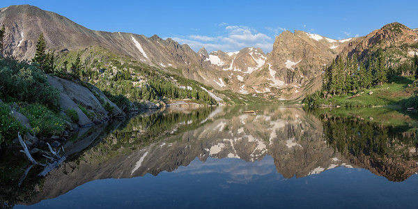 Calm in the Indian Peaks Wilderness