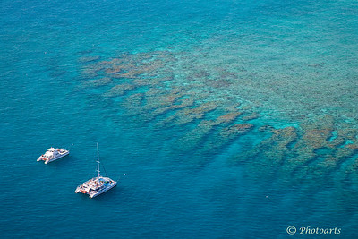 """Florida Keys Aerial"""