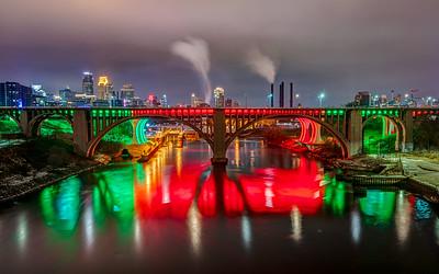 Merry Christmas in Minneapolis