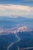 Mt. St. Helens - Adams Aerial