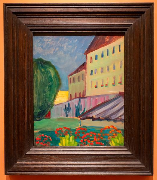 2019 Madrid Visit: Day 6: Thyssen-Bornemisza Museum