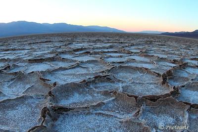 """""""Badwater Salt Flats"""""""