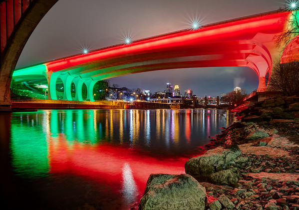Merry Christmas from Under the Bridge