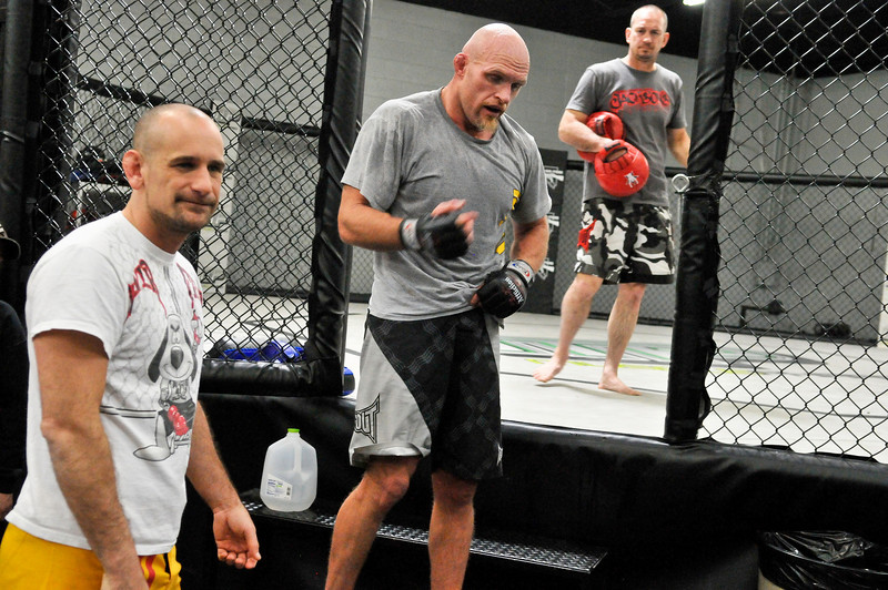 (LEFT TO RIGHT) GREG JACKSON, KEITH JARDINE, MIKE WINKLEJOHN, 2011