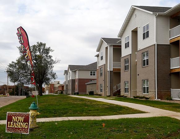 New Apartment Leasing