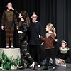 """Kids rehearse for the Gaslight Kids' Drama Camp production of the """"Lion King"""" Tuesday June 20, 2017 at the Gaslight Theater. (Billy Hefton / Enid News & Eagle)"""