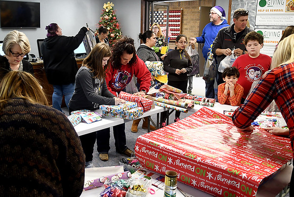 First Responders Christmas for Kids