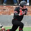 NOC Enid's Daniel Davila hits a single against NOC Tonkawa Saturday April 22, 2017 at David Allen Memorial Ballpark. (Billy Hefton / Enid News & Eagle)