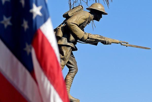 Veterans Day Doughboy