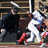 NOC Enid's T.J. Black bats against SW Iowa Saturday February 18, 2017 at David Allen Ballpark. (Billy Hefton / Enid News & Eagle)
