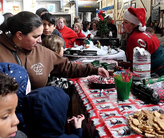 Polar Express Children's Christmas Party