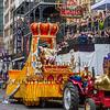 King of Carnival Mardi Gras 2017
