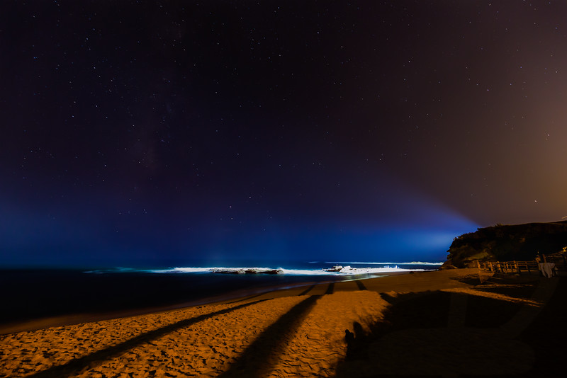 Stars are out at Laguna Beach